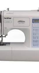 Brother CS5055PRW Limited Edition Project Runway Computerized Sewing Machine