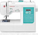 Singer 7258 Stylist 100-Stitch Computerized Free-Arm Sewing Machine